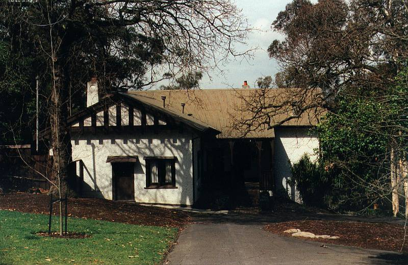 MACGEORGE HOUSE