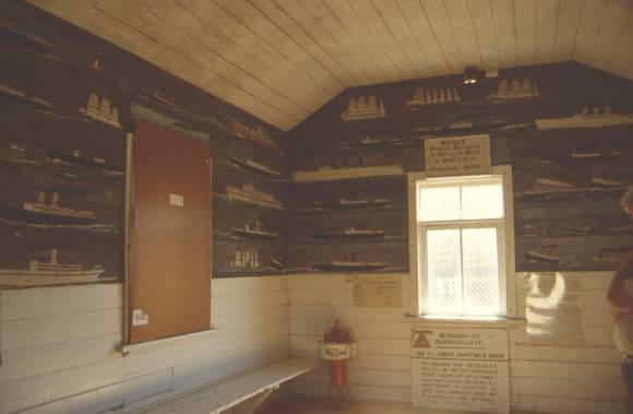 her2000 000160  1 fishermans shed interior view sw april00