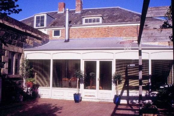 barwon bank riversdale road marnock vale newtown sunroom she project 2004