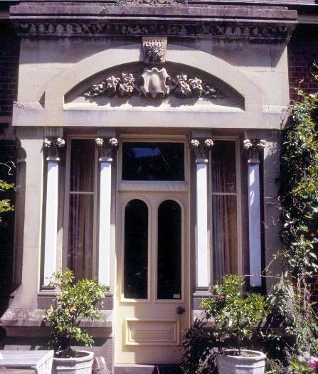 belleville ryrie street geelong front door billiard room she project 2004