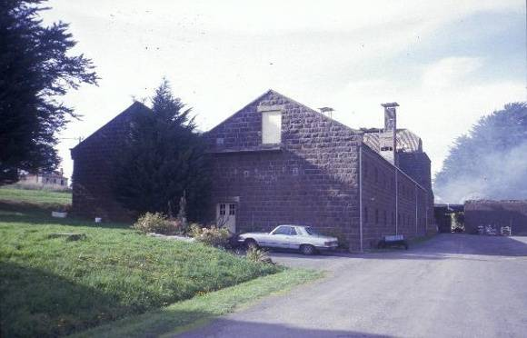 former brinds distillery old melbourne road dunnstown main building west side she project 2003
