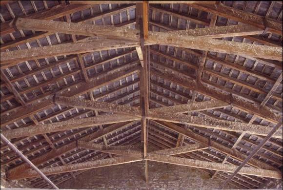 h00389 portarlington mill turner crt portarlington scissor beam construction under roof she project 2003