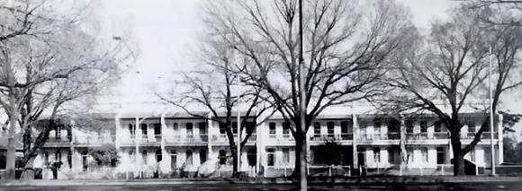 B3451 Trinity Terrace & Park Terrace