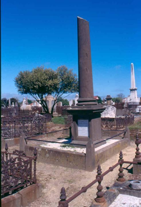 Scobie Grave