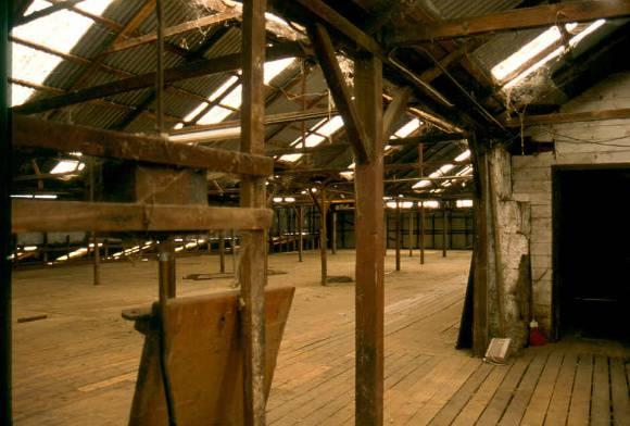 Sunnyside Wool Scour Interior
