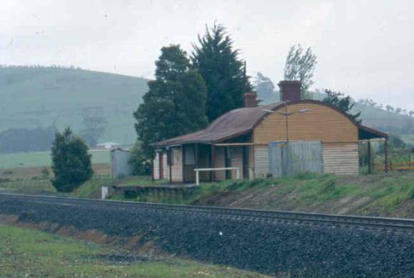 Gordon Railway Station 2004