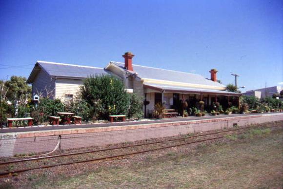 Rosedale Railway Station