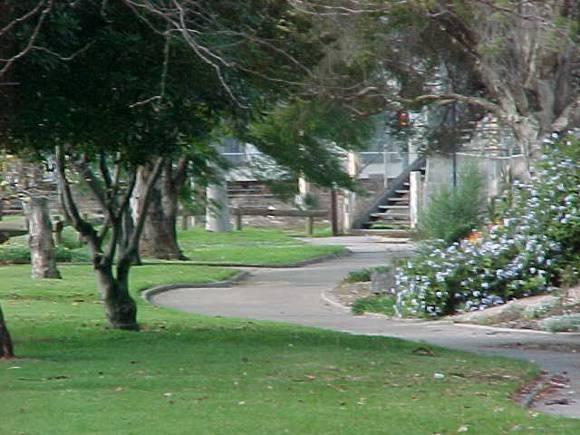 McKay Gardens Pathway Network