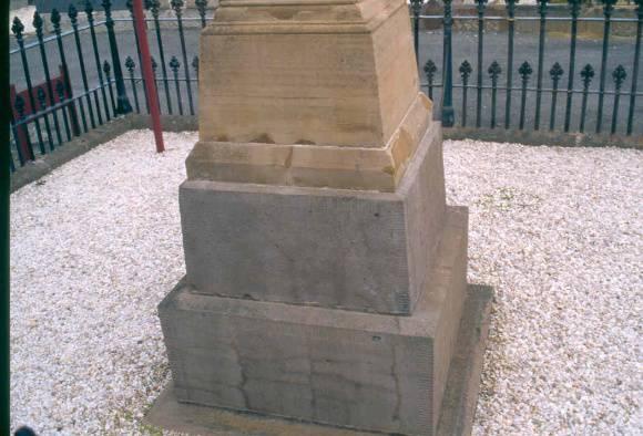 Diggers Memorial Detail