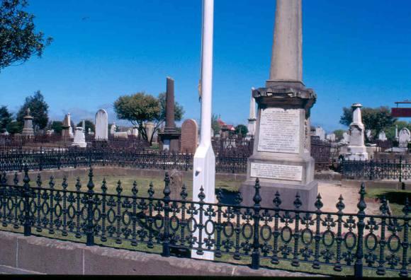 Scobie Grave Longshot