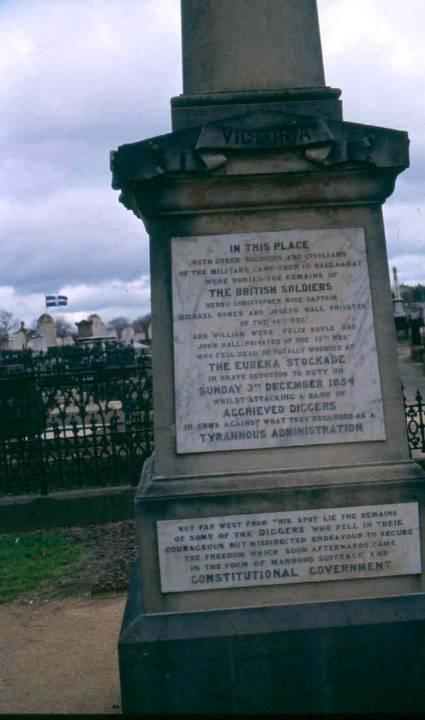 Soldiers Memorial Detail