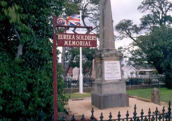 Soldiers Memorial September 2004
