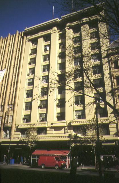 Front Elevation Building Plan : Victorian heritage database