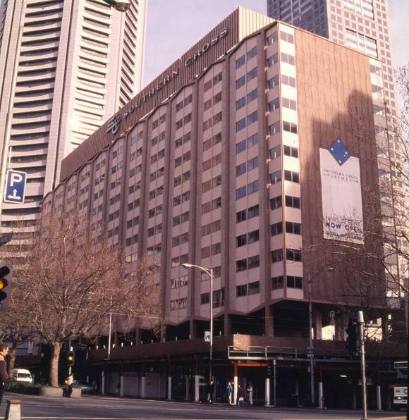 B6574 Southern Cross Hotel Melbourne