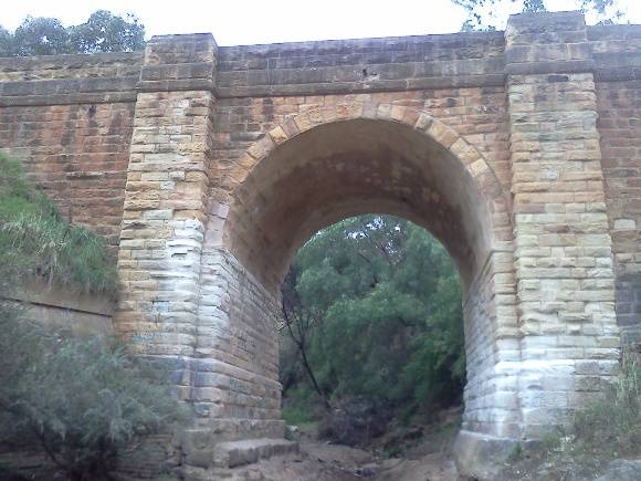 B1589 Djerriwarrh Bridge