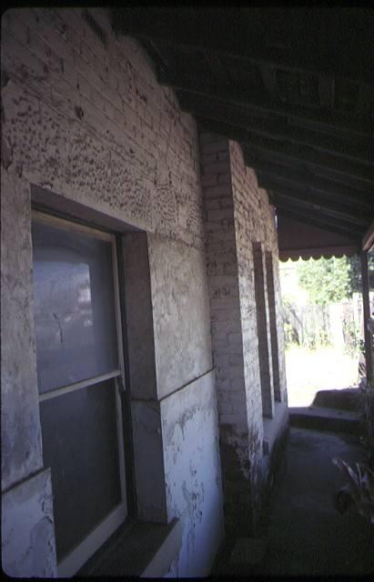 residence 6 gisborne rd bacchus marsh verandah jan1981