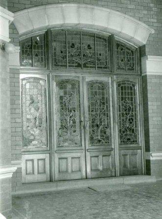 B1229 Campion College Main Entrance