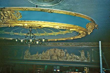B7115 Palace Theatre Ceiling 1994