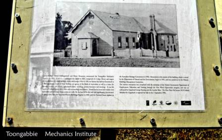 B4880 Mechanics' Institute