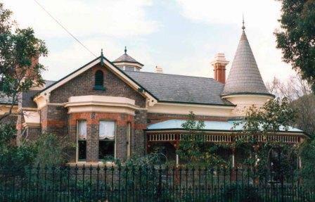B7237 Hawthorn Grove Historic Precinct