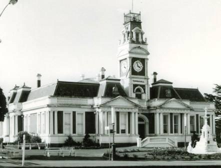 B4157 Ararat Town Hall