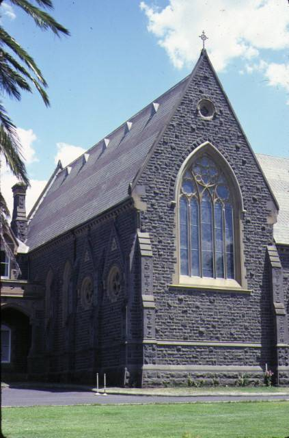 sacred heart convent & college retreat rd newtown chapel front