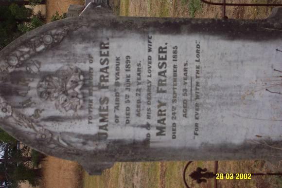 23292 Cemetery Byaduk Fraser 0651