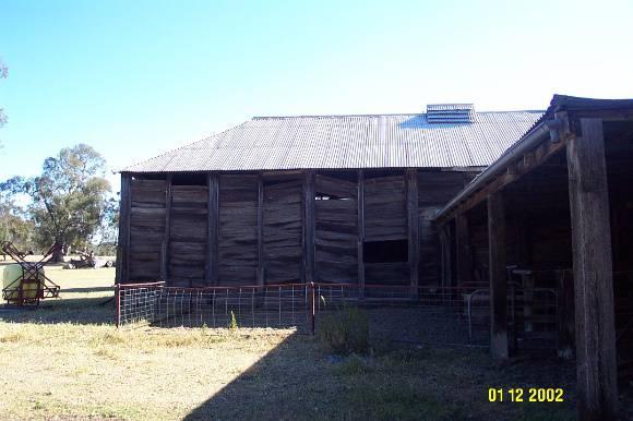 23434 Glendinning Homestead Balmoral woolshed 2146
