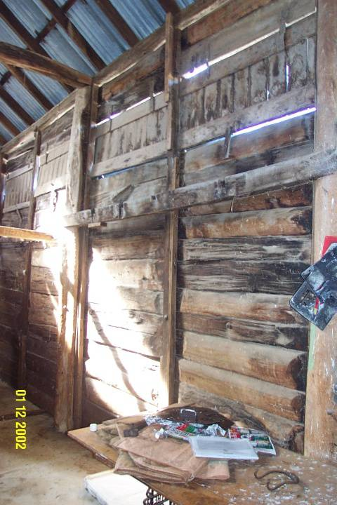 23434 Glendinning Homestead Balmoral woolshed slabs 2139