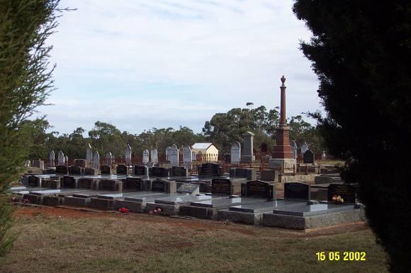 23444 Lutheran Cemetery Hamilton South 0926