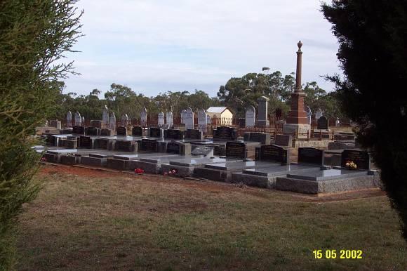 23444 Lutheran Cemetery Hamilton South 0927