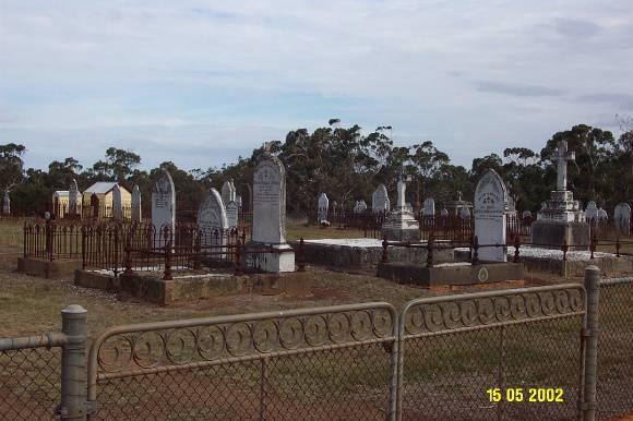 23444 Lutheran Cemetery Hamilton South 0928