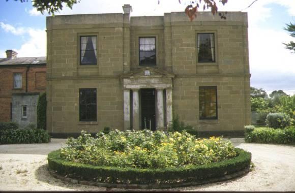 1 lunan house geelong west front elevation lunan house apr1997