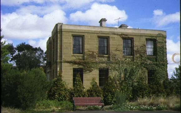 lunan house geelong west rear elevation lunan house apr1997
