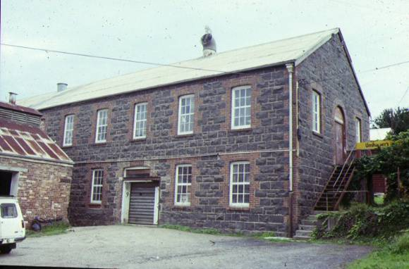 barwon paper mill complex fyansford bluestone building
