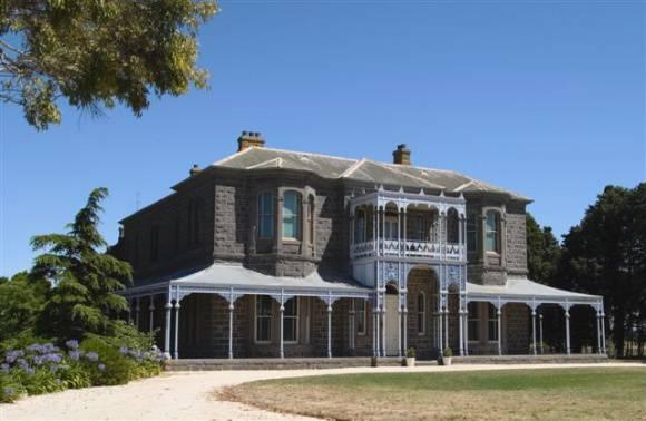 H0365 BARWON PARK - National Trust of Australia (Vic)