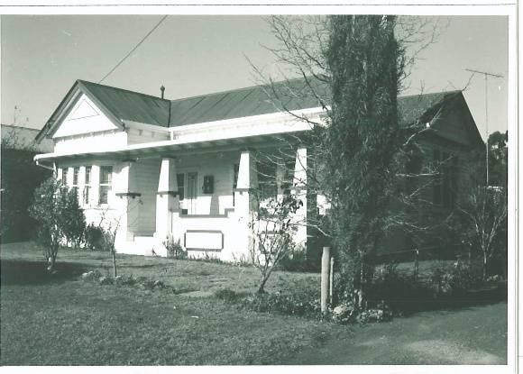 26655 Reg Ansett's House
