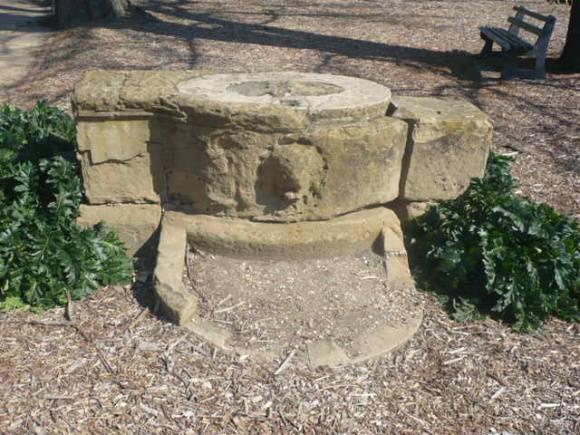 Johnstone Park   Stitt Jenkins Memorial Fountain   1