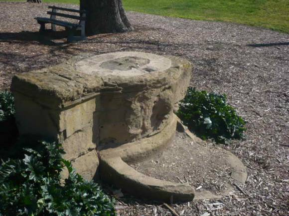 Johnstone Park   Stitt Jenkins Memorial Fountain   2