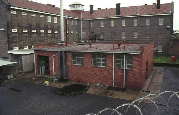former hm training prison geelong northeast yard & services building aug1992