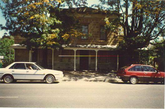 Bacchus Marsh Court House
