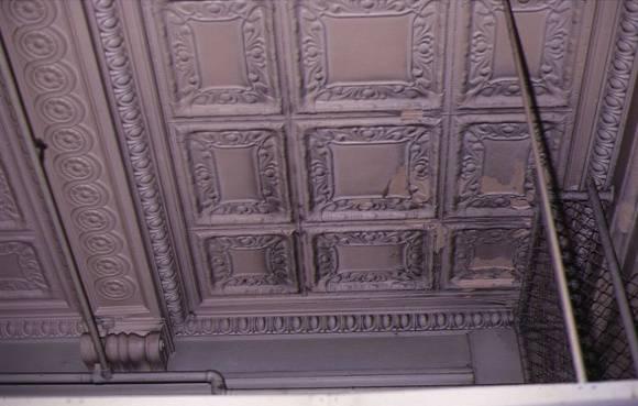 flinders street railway station complex flinders street melbourne pressed metal ceiling