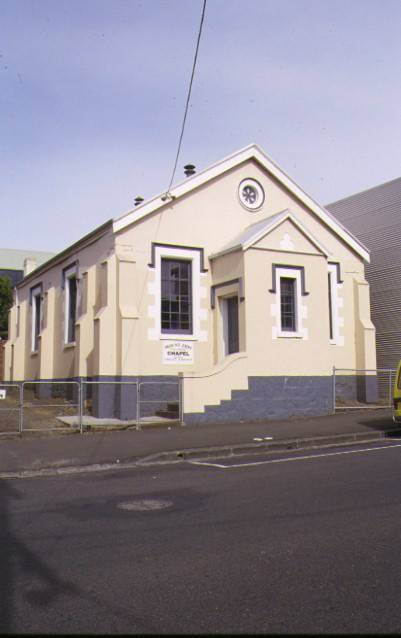 1 mt zion particular baptist church geelong front view apr1997