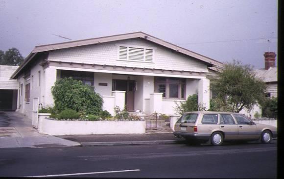 1 residence 9 gertrude street geelong front view sep1995