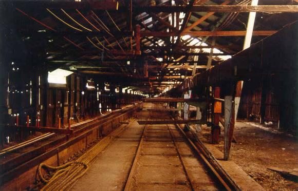 h01169 1 former donaghys ropeworks pakington street geelong finterior apr1997