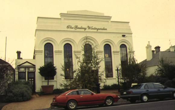1 congregational church mckillop street geelong front view jun1995