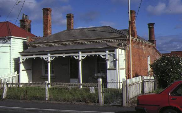 1 st elmo elizabeth street geelong front view apr1995