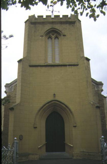 1 christ church geelong front view church