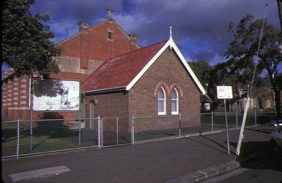 christ church geelong parish hall front