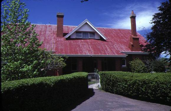 christ church geelong vicarage